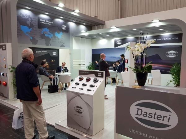 Η DASTERI στην IAA Hannover 2018