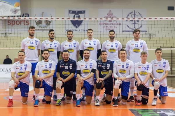 Dasteri renews Ethnikos Alexandroupolis volleyball team sponsorship for 2017