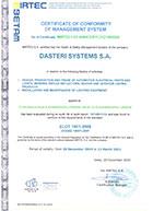 18001 certificate